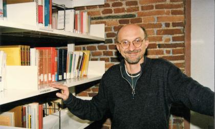 Gorgonzola il ricordo di Franco Galato in biblioteca FOTO