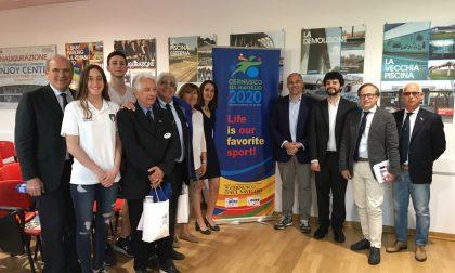 Investitura a Bruxelles per Cernusco Città europea dello sport 2020