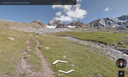 I sentieri della Valtellina ora su Google Street View