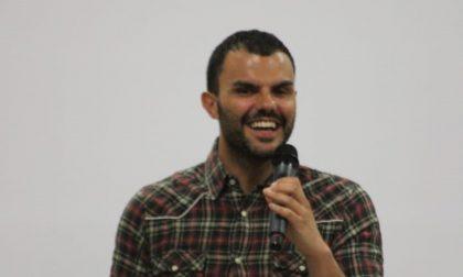 Daniele Cassioli campione paralimpico ospite all'oratorio di Trezzo sull' Adda