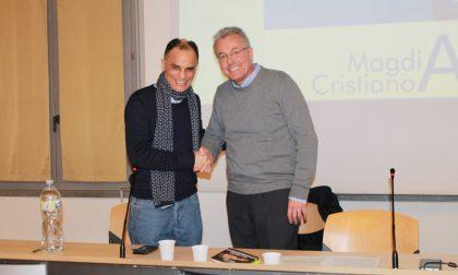 Elezioni Gorgonzola Magdi Allam fa il pienone per Olivieri