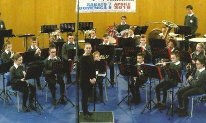 Vaprio doppio alloro per la Junior band a un prestigioso concorso in Valtellina