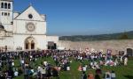 Piccoli pellegrini trezzesi in partenza per Assisi
