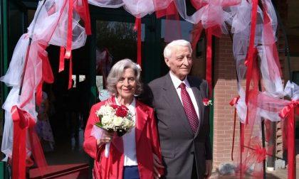 Finalmente sposi dopo 47 anni FOTO