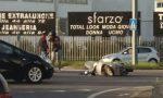 Cernusco incidente sulla Padana al confine con Cassina