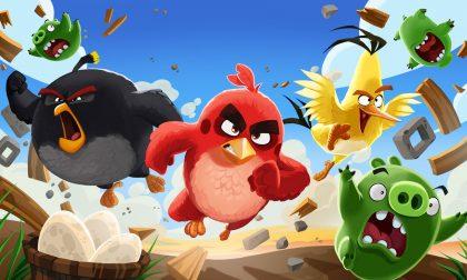 Angry Birds al Carosello per i patiti del videogioco rompicapo