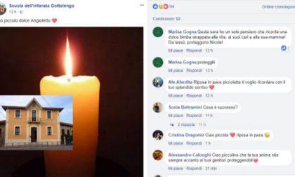 Bambina morta per otite dopo un mese nel Bresciano: aveva solo quattro anni