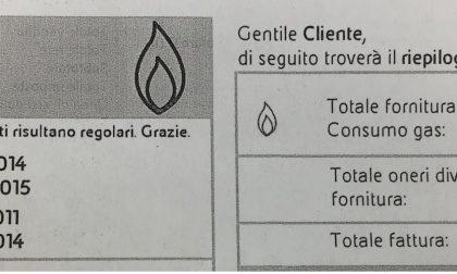 Ricevono una bolletta del gas da 85mila euro