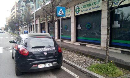 Rapina in banca a Cologno: banda armata svaligia il caveau FOTO