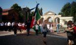 """25 aprile Fara, dopo la sfilata si """"inaugurano"""" i loculi al cimitero FOTO"""