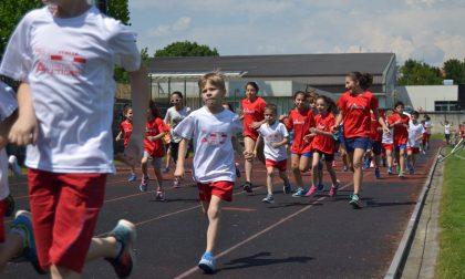 Atletica Melzo in festa con oltre 200 bambini FOTO