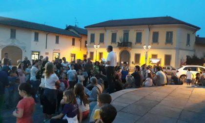 Successo per la lucciolata di Fara d'Adda: 150 i partecipanti