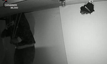 Furto in gioielleria: tentano il colpo nel caveau, arrestati due ladri