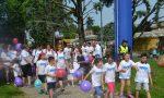 Famiglie e scuola in marcia con Avis Melzo a Liscate FOTO