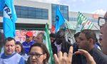 Sciopero alla Tnt di Peschiera Borromeo contro i tagli al personale