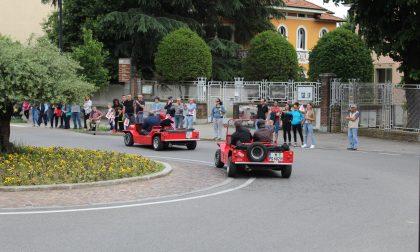 Mille miglia, una tappa a Cernusco città europea dello sport