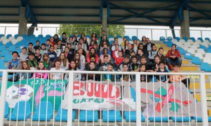 Nessuno escluso con Anffas Martesana e 200 ragazzi delle scuole FOTO