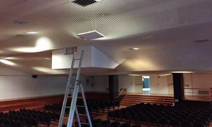 Auditorium inagibile, spostati  gli spettacoli delle medie
