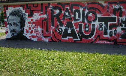 Il Comune di Pioltello celebra Peppino Impastato con un murale
