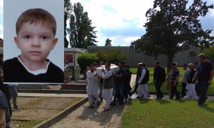 Riposa in pace a Pioltello il piccolo Sulaiman