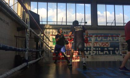 Avverato il sogno di Erika Novarria: torna sul ring con la nuova protesi VIDEO E FOTO