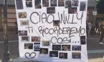 Omicidio via Meucci | Famiglia e amici dicono addio al 22enne William Lorini