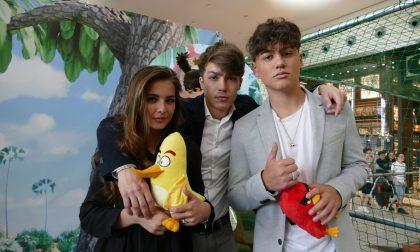 Angry Birds anteprima nazionale al Carosello