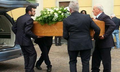 Pozzuolo una folla per l'ultimo saluto a Giada Mornelli