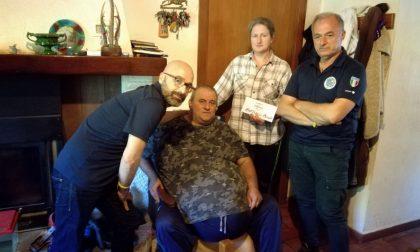 Charity porta aiuti e solidarietà alla popolazione del Centro Italia