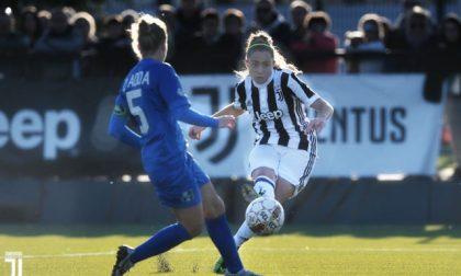 Calcio femminile, una melzese da scudetto