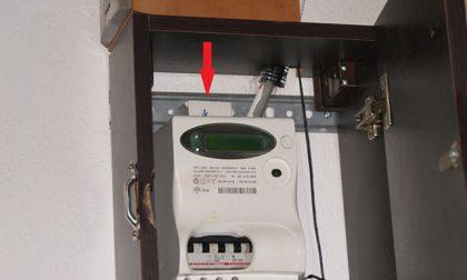 Magnete sul contatore per taroccare i consumi: arrestato barista