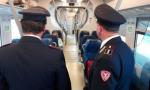 Forze dell'ordine sul treno, ritardi sulla LECCO-CARNATE-MILANO