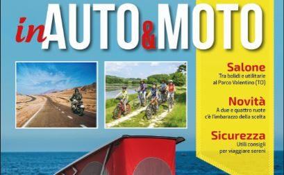 """""""inAuto&Moto"""", regalo esclusivo per i nostri lettori"""