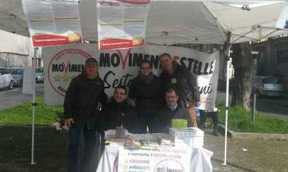 Primo governo a Cinque Stelle: i grillini sestesi fanno festa