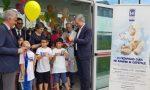 Inaugurato Abiolandia il primo parco giochi in Italia all'interno di un ospedale