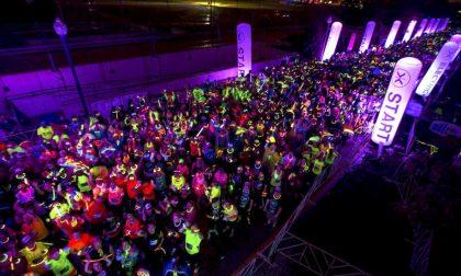 Electric Run: sabato sera la città si accende con luci e musica
