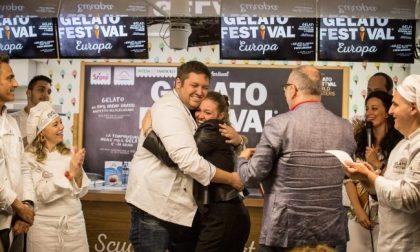 """Il gelato migliore d'Europa a Rho e quello più """"salato"""" a Torino"""