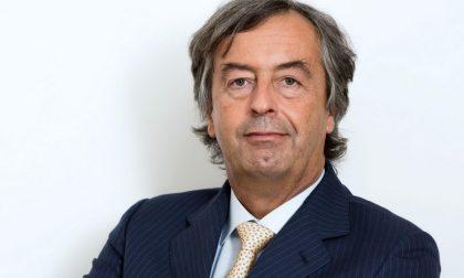 Segrate, l'Ape d'oro a Roberto Burioni