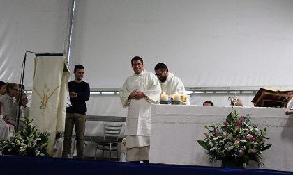 Don Gabriele Corbetta ordinato sacerdote a Milano