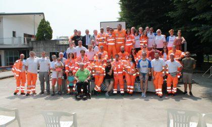 Croce Bianca Melzo in festa con i suoi volontari