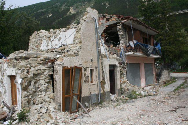 Terremoto pescara del tronto charity in the world