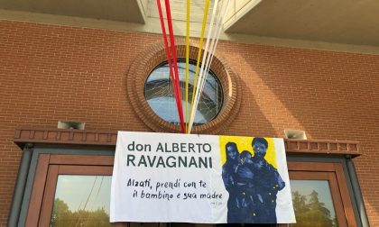 Novello sacerdote festa a Brugherio per don Alberto Ravagnani