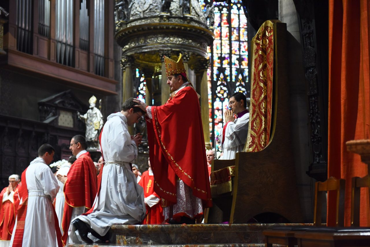 Consacrati 29 nuovi sacerdoti