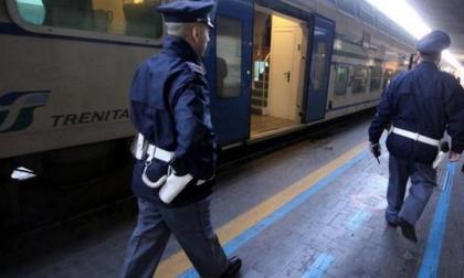 Raffica di arresti per droga sui treni e nelle stazioni