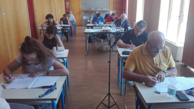 campionati italiani sudoku a sesto san giovanni