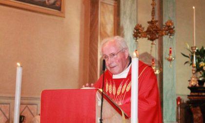 Don Eugenio Ronchi, i funerali martedì a Maggianico