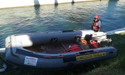 Tragedia nell'Adda, giovane muore annegato