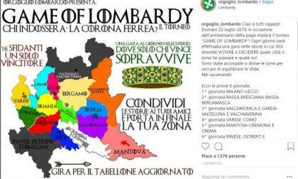 Game of Lombardy: è tempo di stabilire la più forte