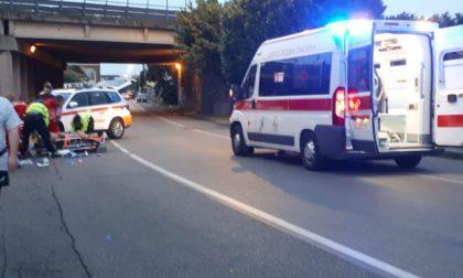 Incidenti in moto: Lombardia tra le regioni più a rischio