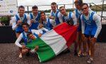 Canottaggio il trezzese Mantegazza bronzo azzurro in Irlanda